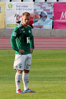 Ilja Antonov Estonian footballer