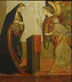 Anunciación (Mariotto)