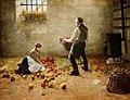 Apple harvest Lajos Karcsay.jpg