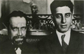 Aram Khachaturian and Nikolai Myaskovsky 1930s.png