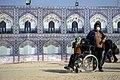 Arba'een Pilgrimage In Mehran, Iran تصاویر با کیفیت از پیاده روی اربعین حسینی در مرز مهران- عکاس، مصطفی معراجی - عکس های خبری اربعین 105.jpg