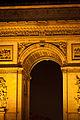 Arc de Triomphe de l'Étoile, 25 November 2011 02.jpg