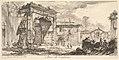 Arch of Galienus. 1. Façade od the Church of S. Vito (Arco di Galieno. 1. Facciata della Chiesa di S. Vito) MET DP827962.jpg
