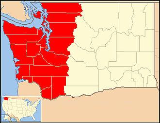 Roman Catholic Archdiocese of Seattle - Image: Archdiocese of Seattle
