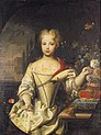 Archduchess Maria Anna (1718-1744) with archducal coronet in circa 1725 by Frans Stampart.jpg