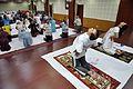 Ardha Ustrasana - International Day of Yoga Celebration - NCSM - Kolkata 2015-06-21 7352.JPG