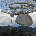Arecibo Observatory Radio Telescope - radome detail - panoramio.jpg