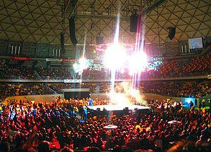 Arena Santiago 2