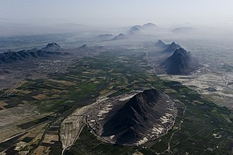 Helmand Province - Arghandab River Valley between Kandahar and Lashkar Gah