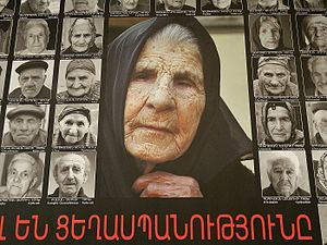 Armenian Genocide denial - Survivors