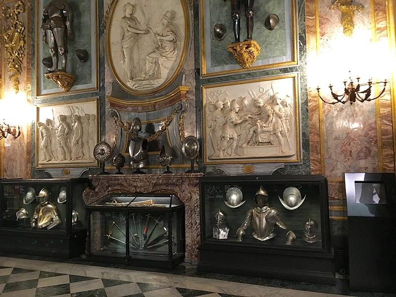 Armeria palazzo reale Torino 15.jpg