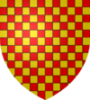 Coats of arms of counts of Meulan