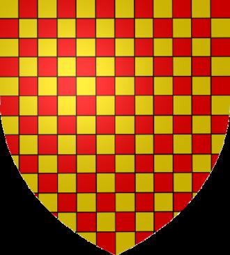 County of Meulan - Coats of arms of counts of Meulan