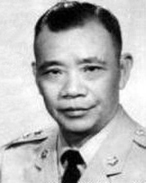 Chen Ta-ching - Image: Army (ROCA) General Chen Ta ching 陸軍上將陳大慶