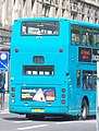 Arriva bus 7431 Dennis Trident Alexander ALX400 W396 RBB in Newcastle 9 May 2009 pic 2.jpg