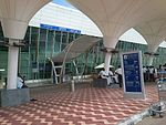 Arrival terminal at CJB1.JPG