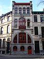 Art nouveauwoning Antwerpen Beeldhouwersstraat.jpg