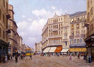 Old Milan, San Babila