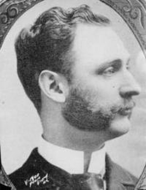 Kansas City Southern Railway - Arthur Stilwell, founder of the KCS