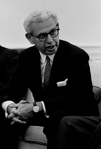 United States Ambassador to the United Nations - Image: Arthur goldberg