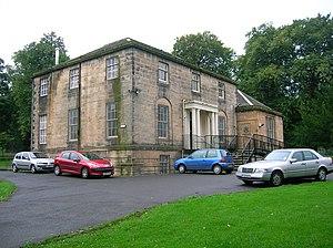Arthurlie - Image: Arthurlie House side