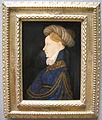 Artista franco-fiammingo del XV secolo, ritratto di profilo di una dama, 1410 circa, 01.JPG