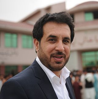 Asadullah Khalid politician in Afghanistan