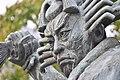 Asakusa - Shibaraku statue 07 (15766166242).jpg