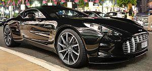Aston Martin One-77 - Aston Martin One-77