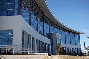 Atılım University - Atılım library