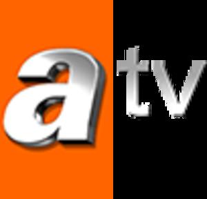 ATV (Turkey) - Image: Atv logosu