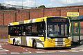 "Au Morandarte Flickr Yellow Buses SB31 ""Malcolm Bryce"" on Route 4B, Bournemouth Station (15160959162).jpg"