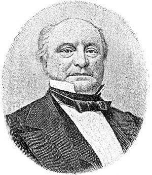 August Blanche - August Blanche (1811-1868).