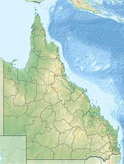 Clarke Range is located in Queensland