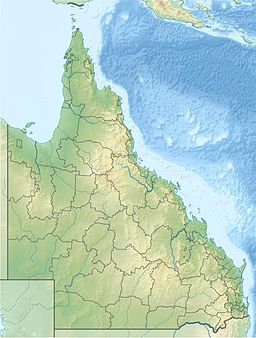 Pennefather River is located in Queensland