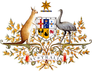 Coat of arms of Australia coat of arms