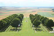 Australian War Memorial in France VILLERS BRETONNEUX MILITARY CEMETERY IMG 3020