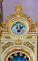 Autere dla capela dl Rosar santa a man drëta dlieja San Durich a Urtijëi.jpg