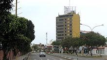 España avenue