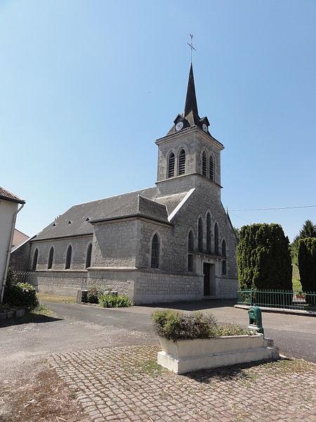 Avocourt (Meuse) église