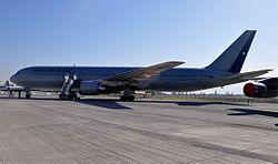 B-767-300 ER, Chilean Air Force (FACh).JPG