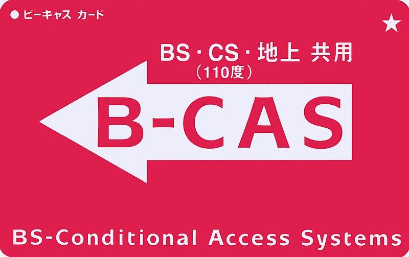 B-CAS Image