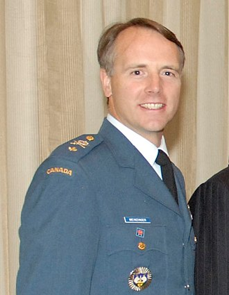 Commander of the Royal Canadian Air Force - Image: B Gen Al Meinzinger