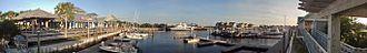 Bald Head Island, North Carolina - Image: BHI Harbor