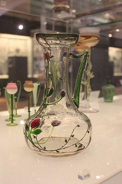 Decorative Glass Souvenirs