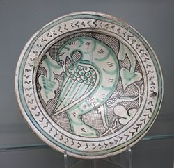 meaning of maiolica