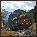 BNSF Helpers at Bison East , Montana - panoramio.jpg