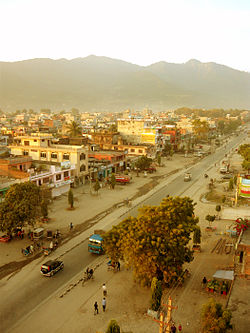 Downtown Butwal