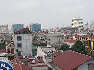 Bắc Giang - Image: Bac Giang City