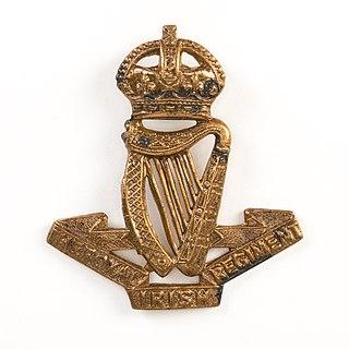 Royal Irish Regiment (1684–1922)
